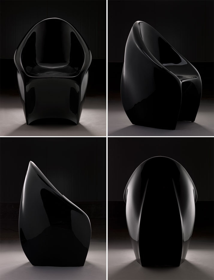 Double Agent Chair by XP& / EXPAND DESIGN LTD