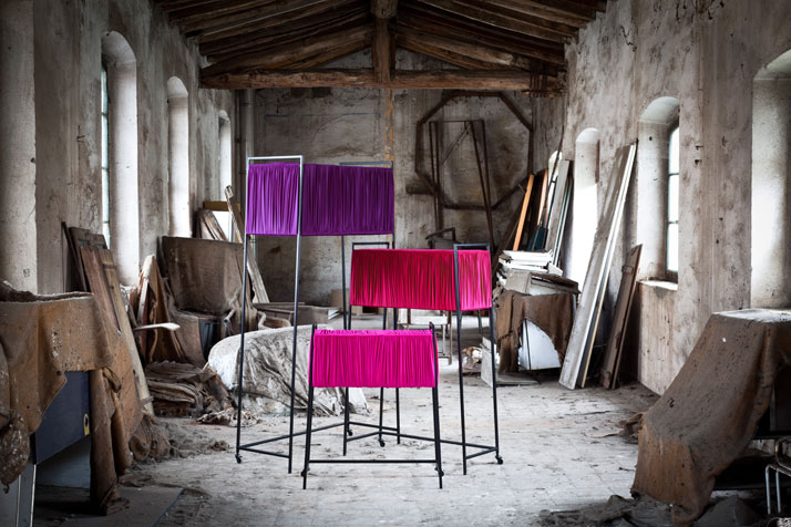 FRAGMENTED CABINETS 01 by Francesca Lanzavecchiaphoto by Davide Farabegoli