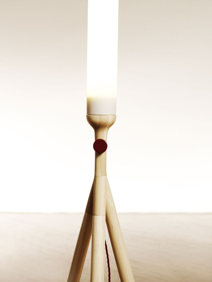 Floor Lamp by Dimitrios Stamatakis