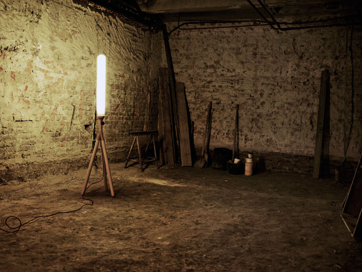 Floor Lamp by Dimitrios Stamatakis