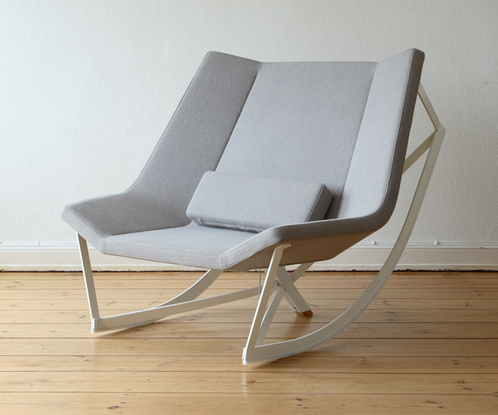 ''Sway'' rocking chair Markus Krauss