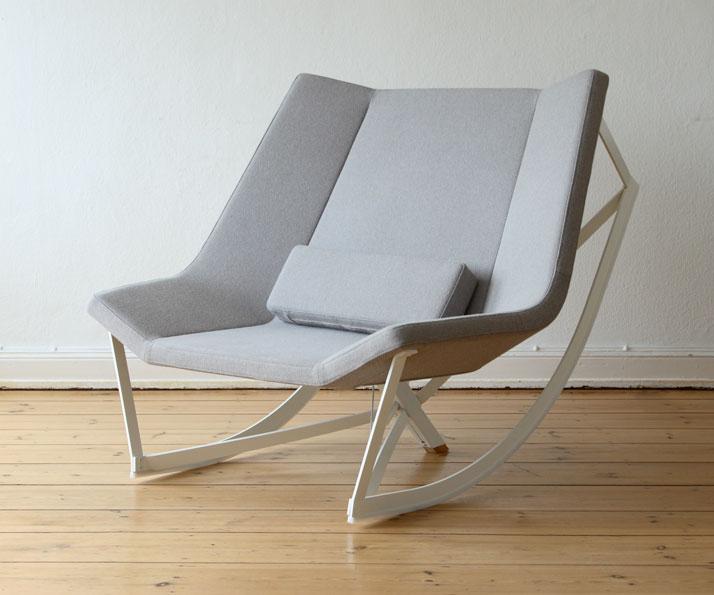 ''Sway'' rocking chair Markus Krauss