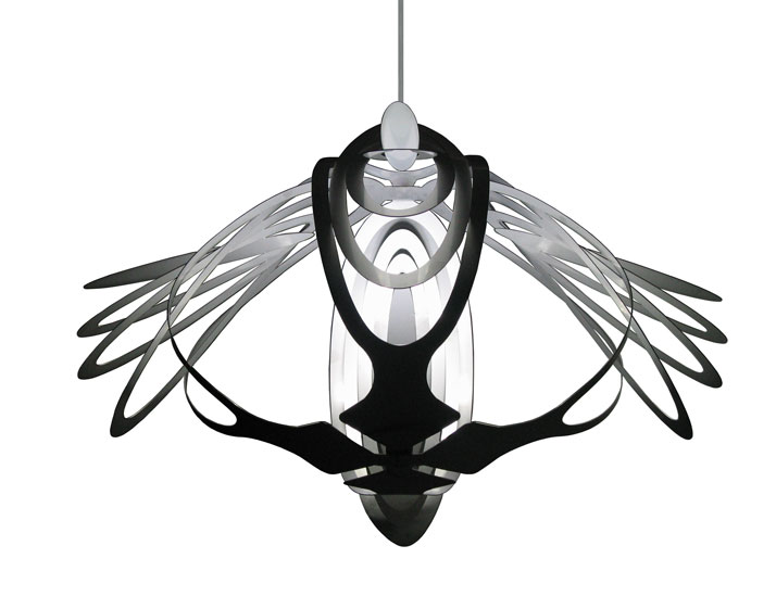 DELO-4.1 pendant light by David Henrichs