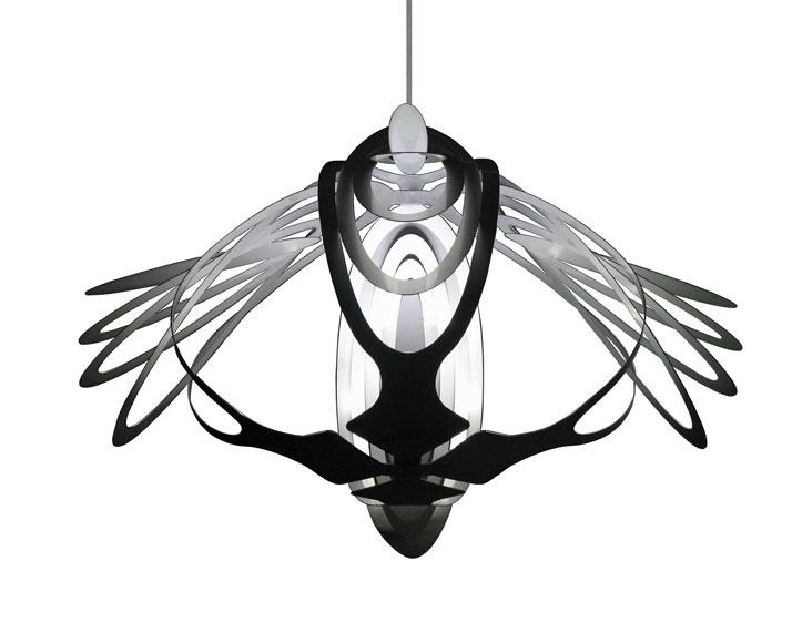 DELO-4.1 pendant light by David Henrichs