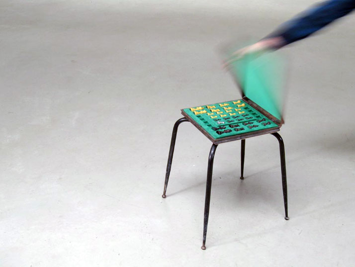 ''Untitled'' Giovanni Delvecchio Image Courtesy of Resign