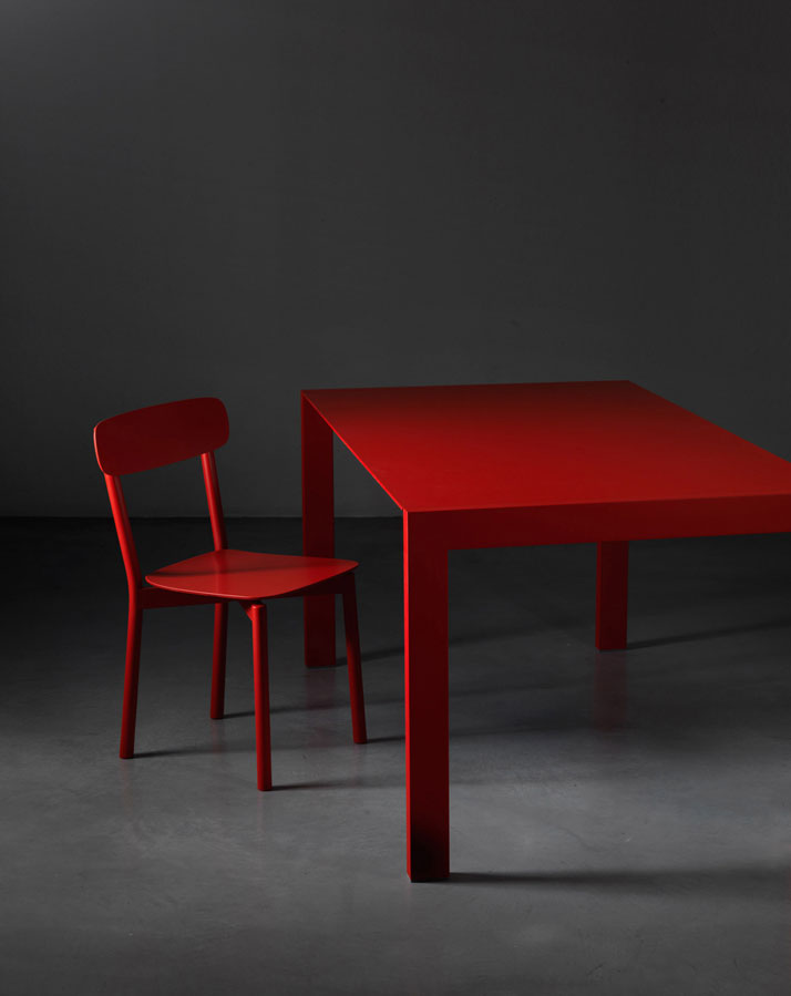 Avia, wooden dining chair, Image Courtesy of Paolo Cappello