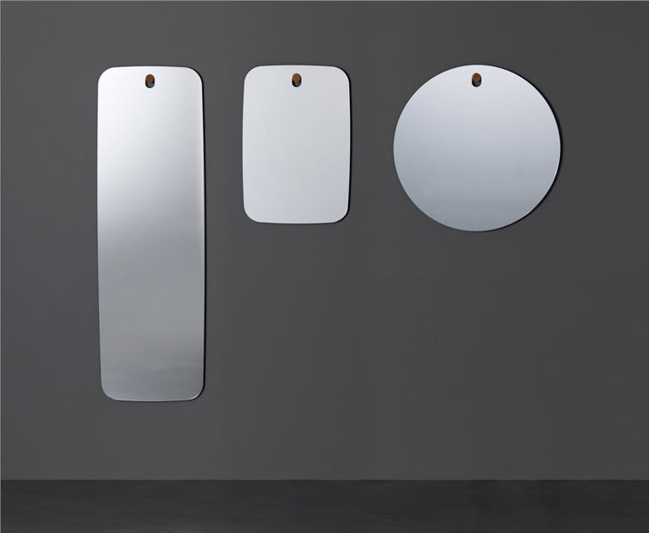 Les Brothers, wall mirrors, Image Courtesy of Paolo Cappello