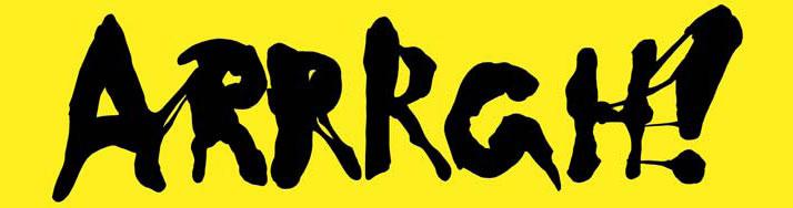 George Tourlas, ARRRGH! Logo, © ATOPOS cvc 2011