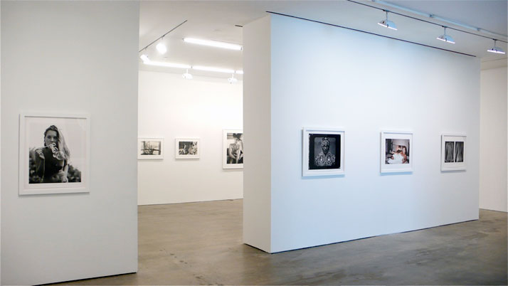 installation view, photo © Danziger Projects