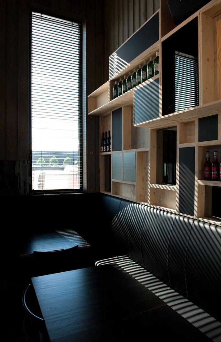 café STORM, photo © Sarah Blee