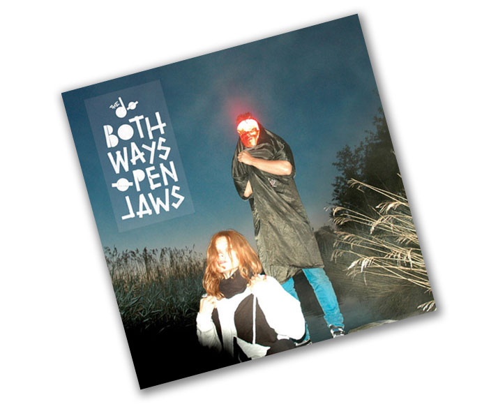 The Dø, ''Both Ways Open Jaws'', album coverphoto © Marianne Maric