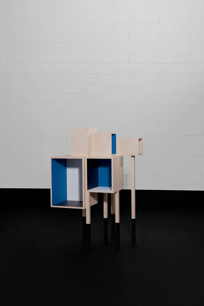 Objet Préféré - Appartamento photo by Gustavo Millon/Fabrica