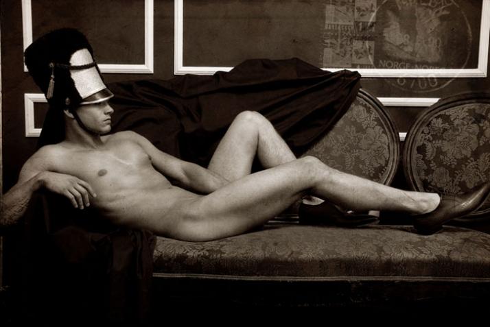 photo © Errikos Andreou & Al Giga, Circus Tales, 2009