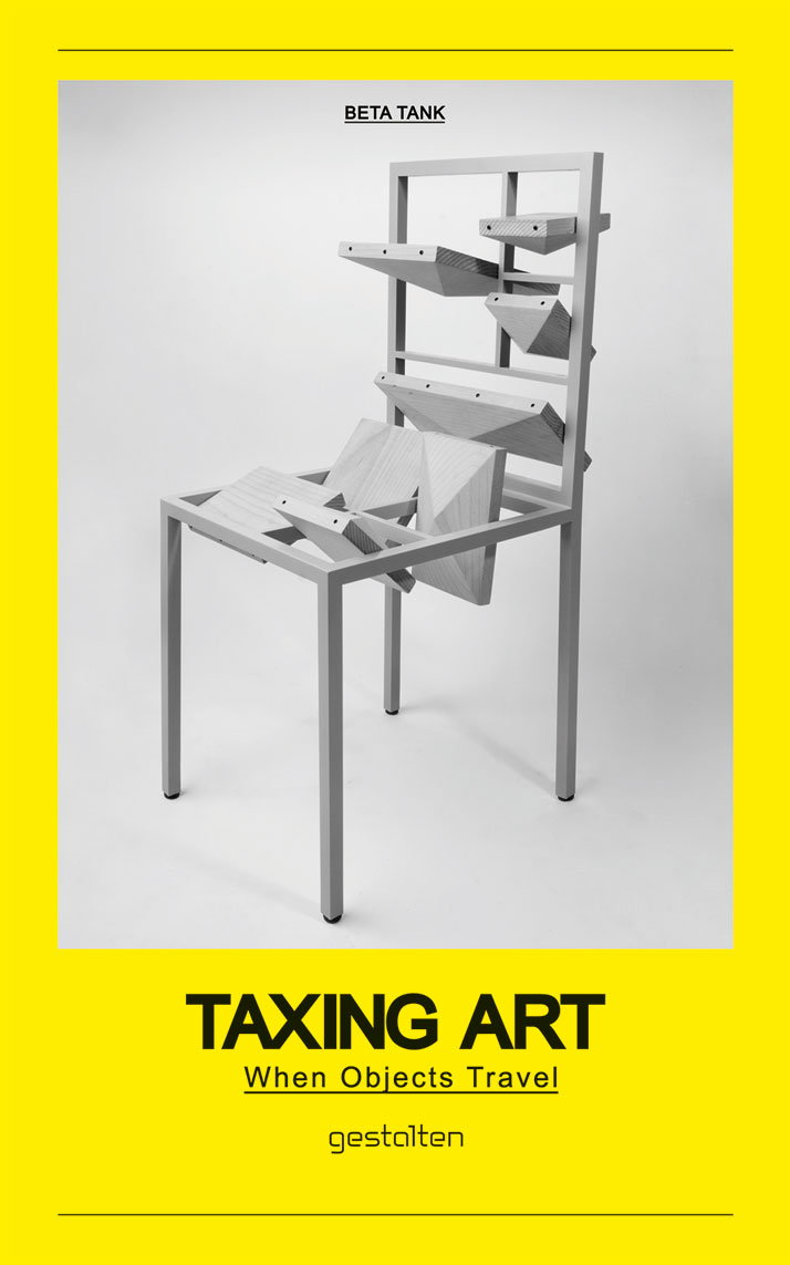 Book-cover, Courtesy of Gestalten