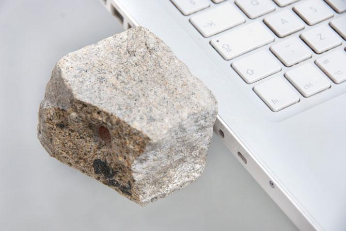 Memory Stücks - Stone, © Beta Tank, 2009