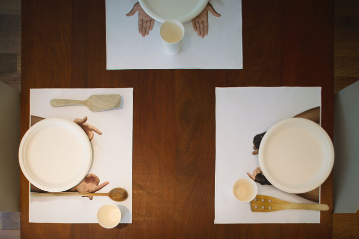 Set de table (47x36cm)photo © Mr. & Mr.