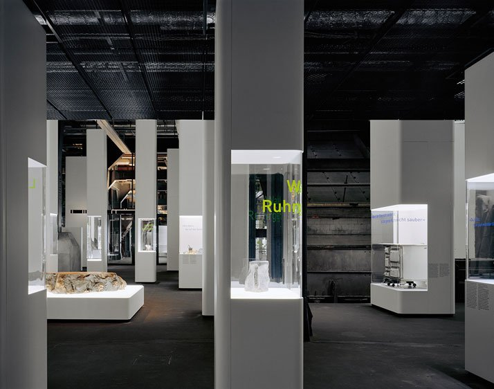 museum exhibition: