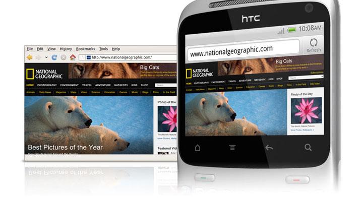 Image Courtesy of HTC