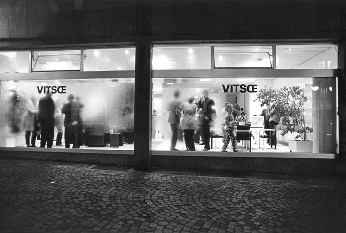 Vitsœ showroom in Frankfurt