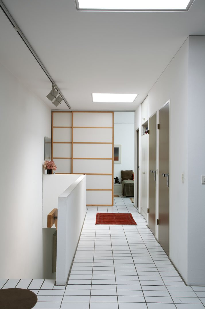 Dieter Rams hallway narrow by Philip Sinden