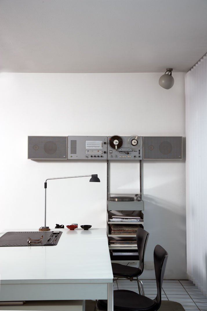 Dieter Rams desk by Philip Sinden