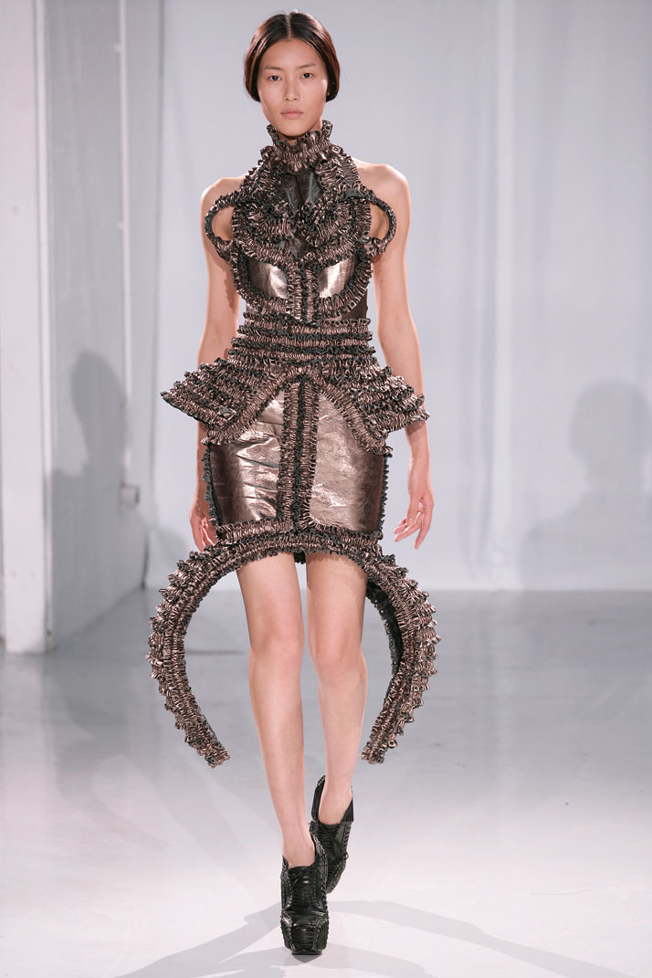 Capriole by iris van herpen yatzer for Couture clothing