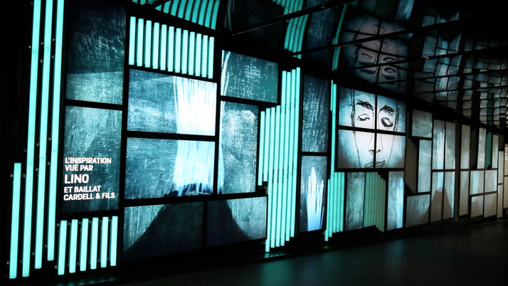 Foyer Des Art Luxembourg : V o w n° video installation feel desain