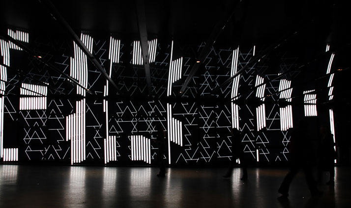 Foyer Des Arts Lux : V o w n° video installation feel desain your daily