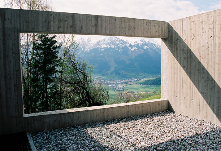 Aufberg 1113 in Salzburger Land, Austria Image Courtesy of Welcome Beyond