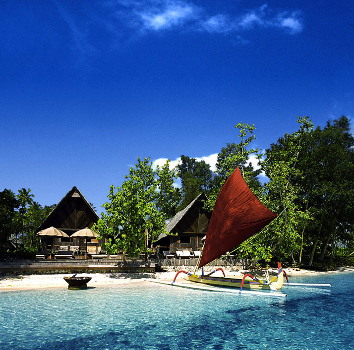 Ratua Private Island in Sanma Province, Vanuatu Image Courtesy of Welcome Beyond