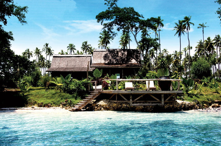 Ratua Private Island in Sanma Province, VanuatuImage Courtesy of Welcome Beyond