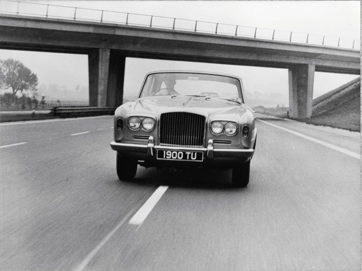 Bentley T2 (1977), photo © BENTLEY Motors