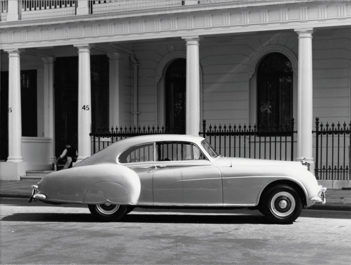 Bentley R-Type (1950), photo © BENTLEY Motors