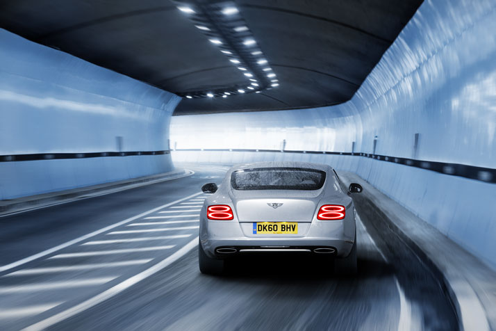 Continental GT, photo © BENTLEY Motors