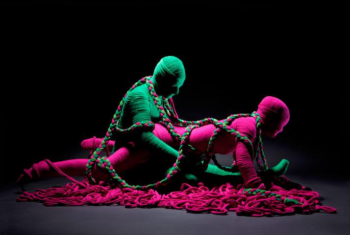 Union of the Scorpion, © Erik Ravelo, Image Courtesy of United Colors of Benetton