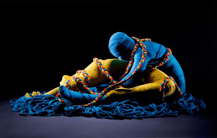 Position of Yin and Yang, © Erik Ravelo, Image Courtesy of United Colors of Benetton
