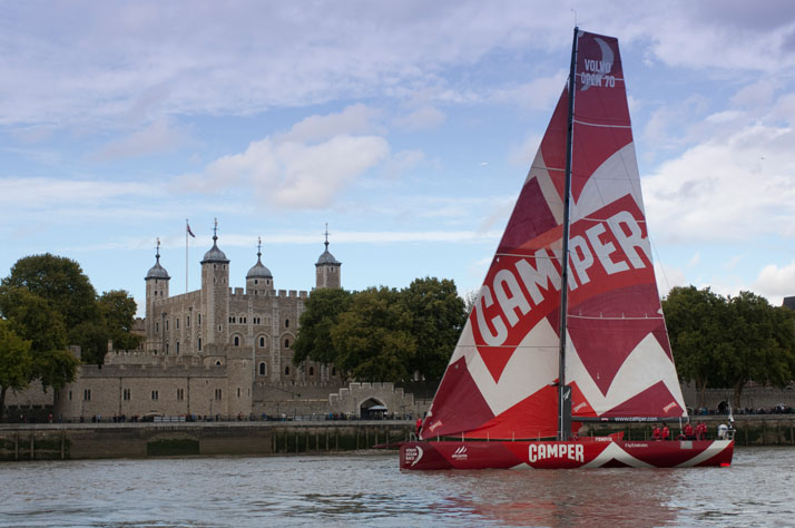 V.O.W N°35 // The CAMPER Yacht by Mark Farrow