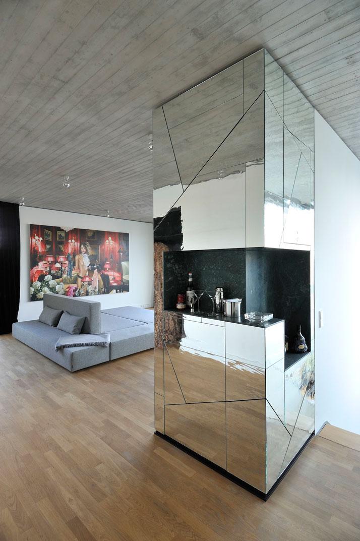 Minibar in the Masterbedroom, photo © Gerrit Engel