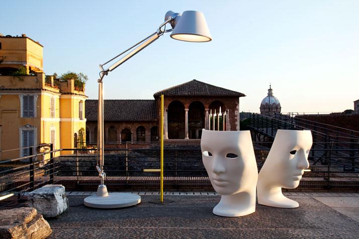 Nemo Armchairs by Fabio Novembre for B&B Italiaphoto by Alessandro Rizzi, Courtesy of Meet Design