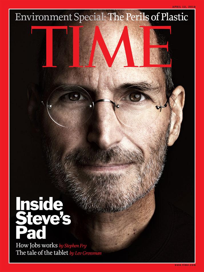 (Image Courtesy of TIME Magazine, April 2010)