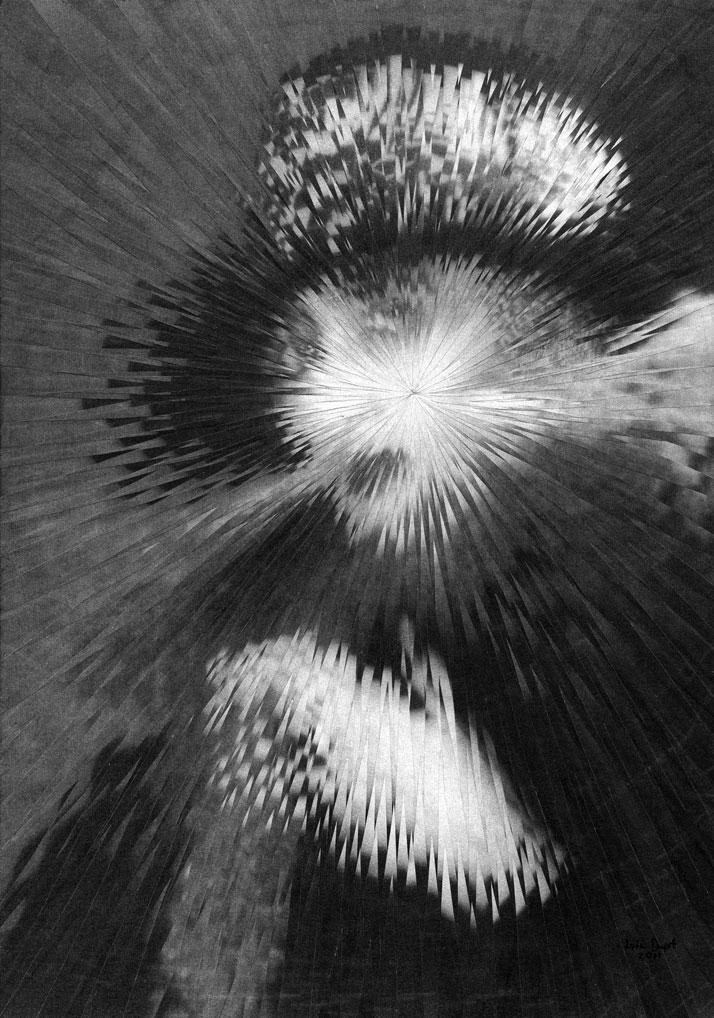 Exploded Man Ray // photo © Lola Dupré