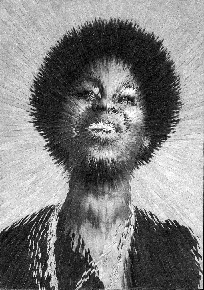 Exploded Nina Simone // photo © Lola Dupré