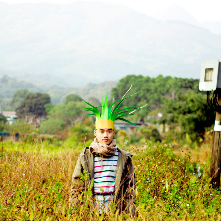 How To Blend In With Nature(photo © Linus & The Feel Good Factory)