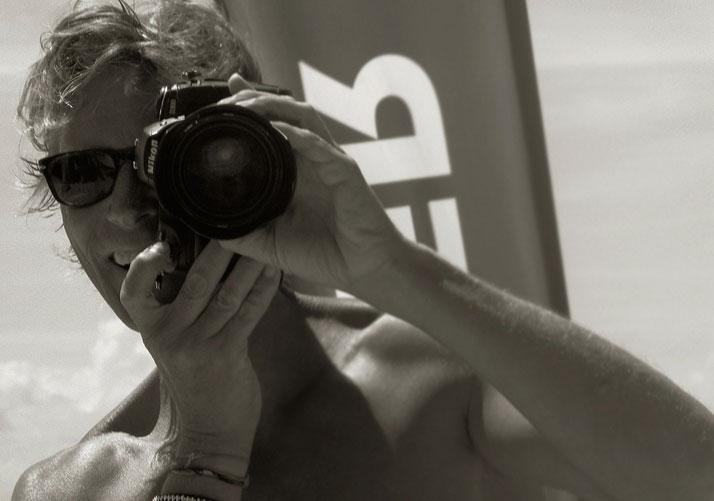 Self-portrait © Ivan Terestchenko