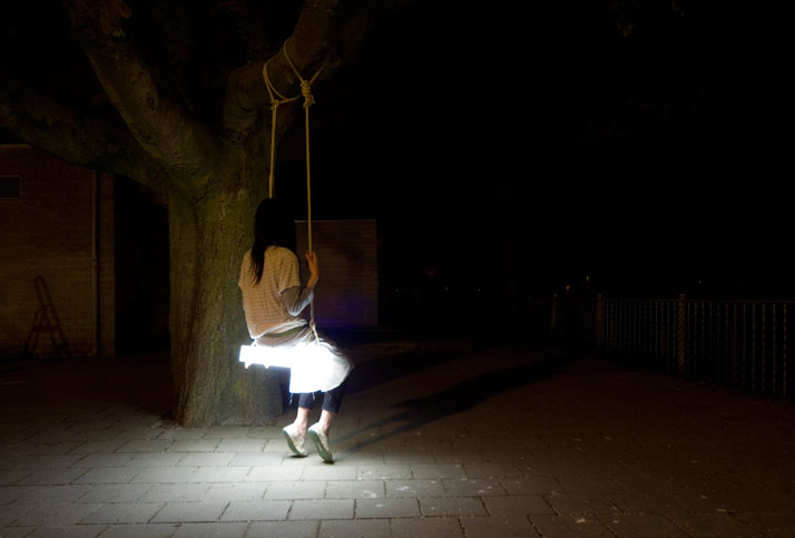 PLAY!, Swing Lamp, photo © BCXSY