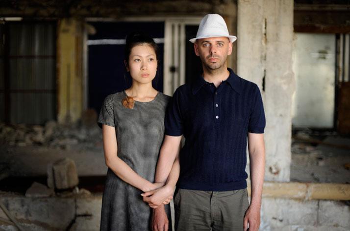 Boaz Cohen and Sayaka Yamamoto, photo © Daniel Tchetchik