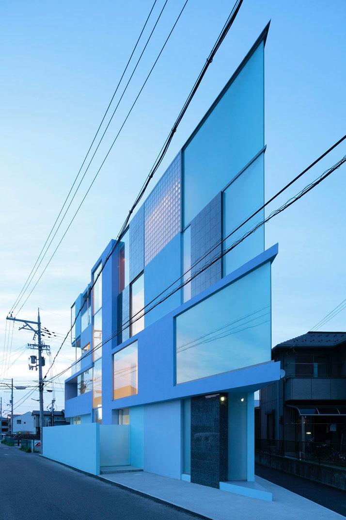 The Flatiron Building Of Eastern Design Office Yatzer