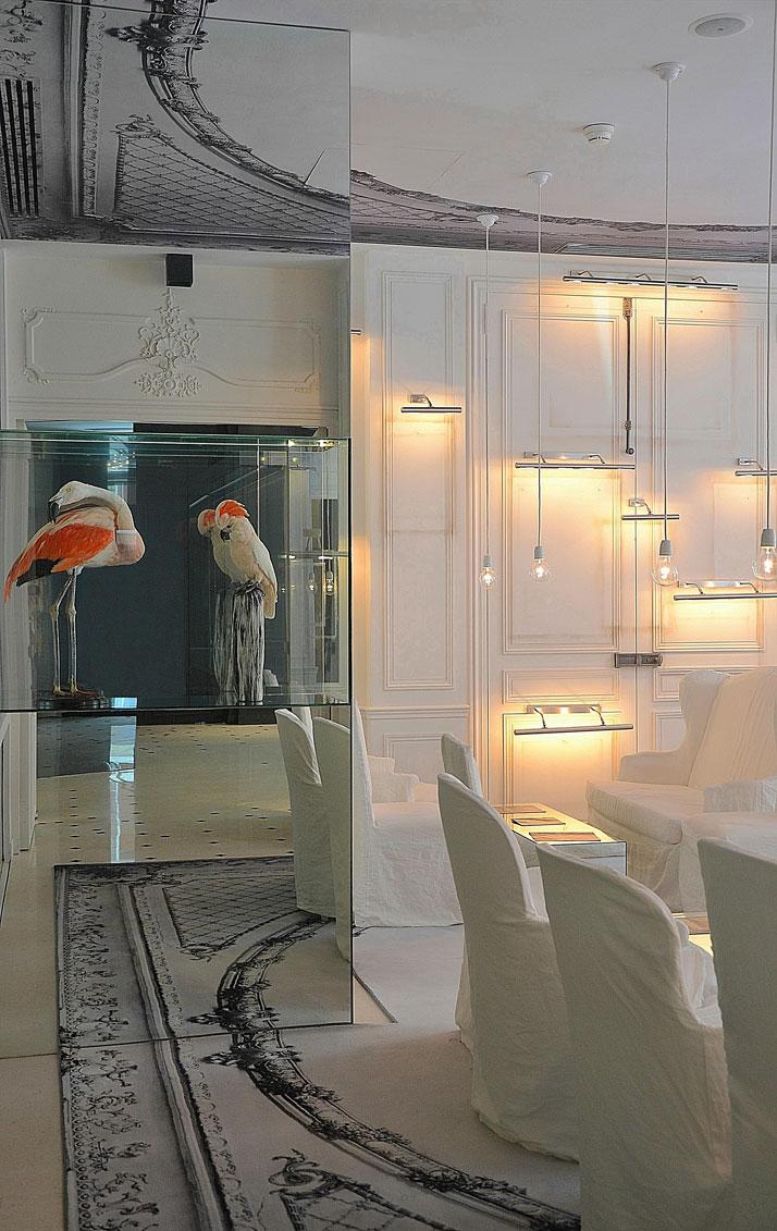 Salon Blanc,   photo © Martine Houghton