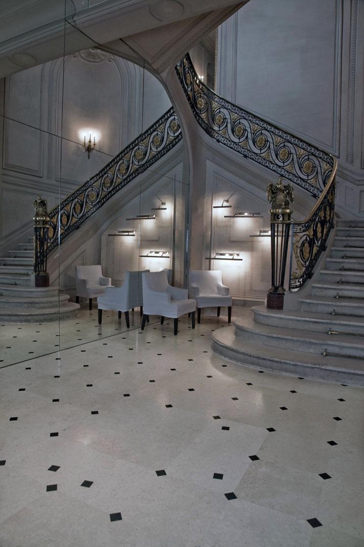 la maison des centraliens by maison martin margiela yatzer. Black Bedroom Furniture Sets. Home Design Ideas