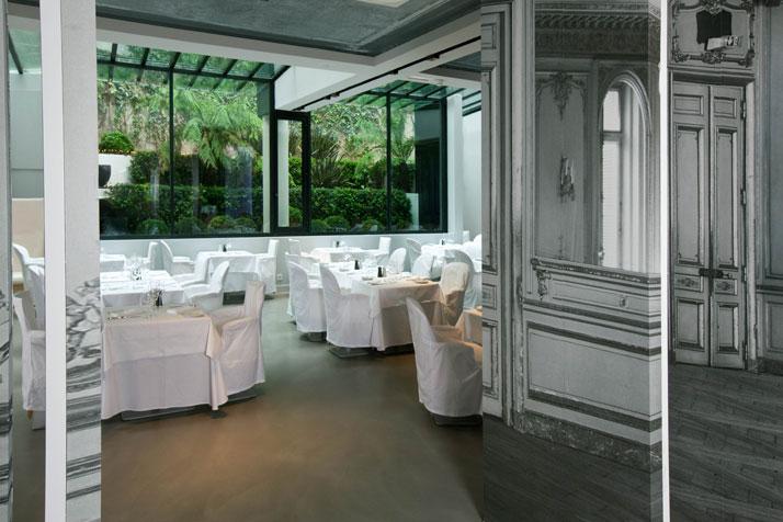 Restaurant La Table du Huit,   photo © Martine Houghton
